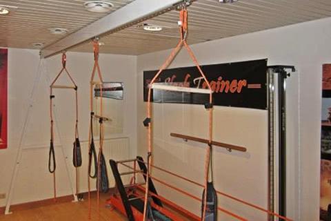 Mehrplatzaufhängung im Rehazentrum Valznerweiher Nürnberg