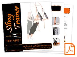Sling-Trainer-Info Broschüre Download