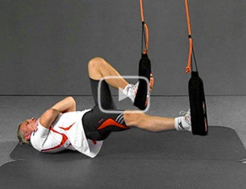 Einzelübungen – allgemeine Methodik Rückenstabilisation