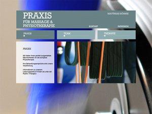 Praxis für Massage und Physiotherapie - Matthias Böhme
