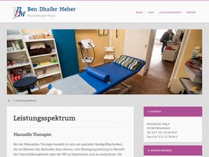 Ben Dhafer Meher - Physiotherapie-Praxis