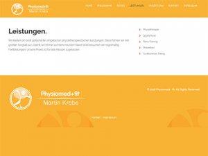 physiomed + fit - Martin Krebs