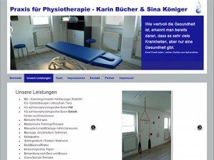 Praxis für Physiotherapie Neu-Isenburg