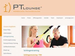 PT Lounge - Persönliche Trainingslounge