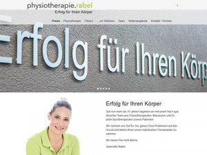 physiotherapie rabel