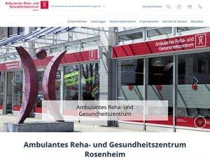 Rehazentrum Rosenheim