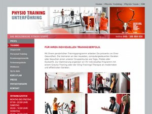 Physio Training Unterföhring