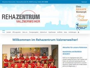 Rehazentrum Valznerweiher