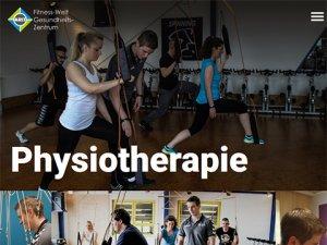 ARLT Fitness-Welt Gesundheitszentrum