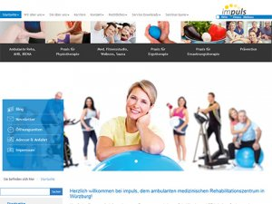 Impuls - Ambulantes Rehazentrum Würzburg