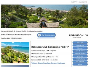 Robinson Club Sarigerme
