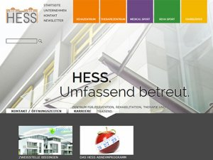 Rehazetrum Hess
