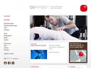 OSPHYSIO training & therapie Olvier Schmidlein