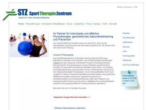 SportTherapieZentrum Institut für Physiotherapie