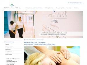 Therapiezentrum Medical Park St. Teresien