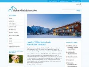 Reha-Klinik Montafon